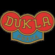 badge of Dukla Prague
