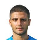 headshot of  Lorenzo Insigne
