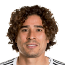 headshot of  Guillermo Ochoa