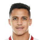 headshot of  Alexis Sánchez