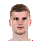 headshot of  Timo Werner