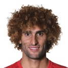 headshot of  Marouane Fellaini