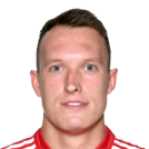 headshot of  Phil Jones