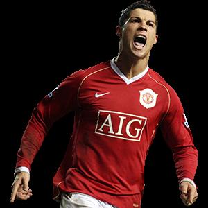 headshot of Cristiano Ronaldo C. Ronaldo dos Santos Aveiro