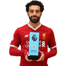 headshot of  Mohamed Salah