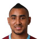 headshot of  Dimitri Payet