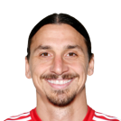 headshot of  Zlatan Ibrahimović