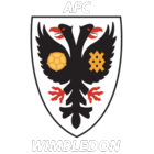 badge of AFC Wimbledon