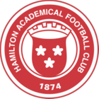 badge of Hamilton Academical FC
