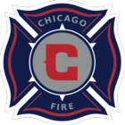 badge of Chicago Fire Soccer Club