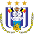 badge of RSC Anderlecht