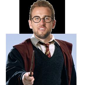 headshot of  Harry Kane
