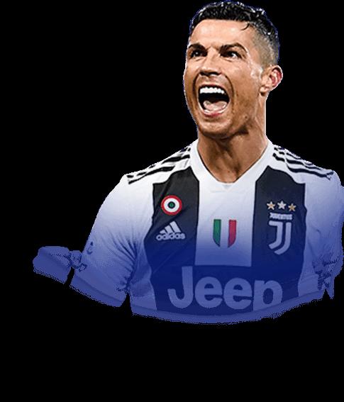 headshot of RONALDO C. Ronaldo dos Santos Aveiro