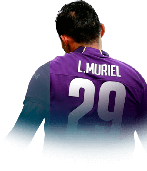 headshot of  Luis Muriel