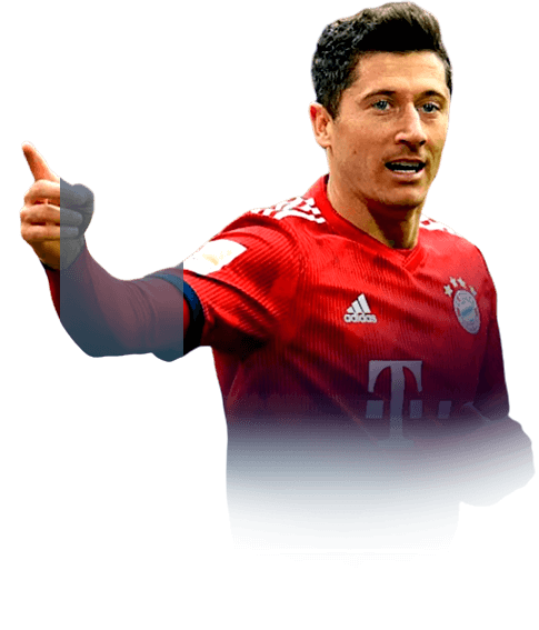 headshot of  Robert Lewandowski