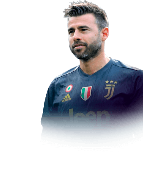 headshot of  Andrea Barzagli