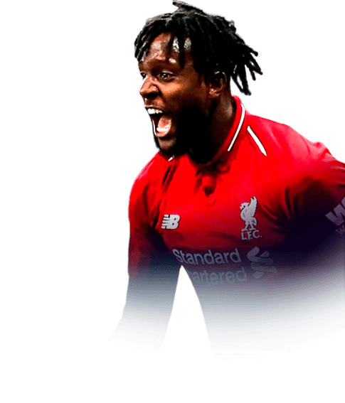 headshot of  Divock Origi