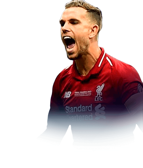 headshot of  Jordan Henderson