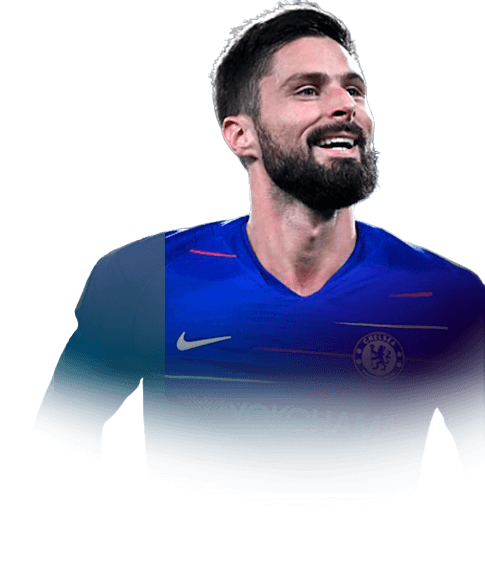 headshot of  Olivier Giroud