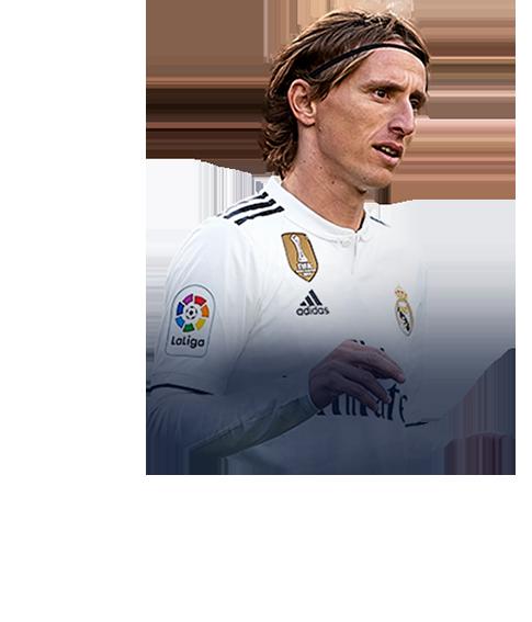 headshot of  Luka Modrić