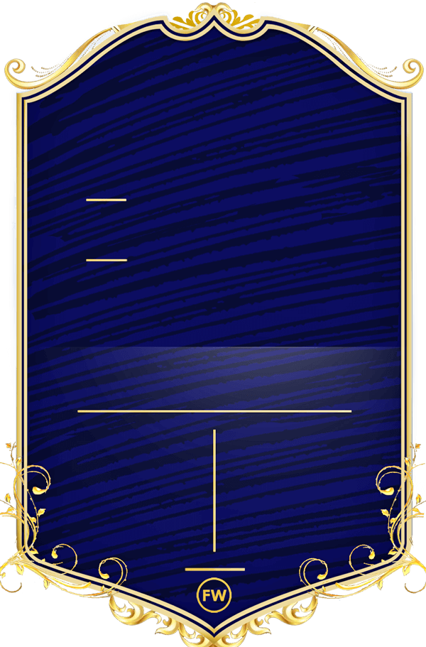 FW TOTY Card