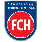 badge of 1. FC Heidenheim 1846