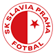 badge of Slavia Prague