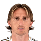 headshot of  Luka Modrić