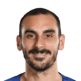 headshot of  Davide Zappacosta