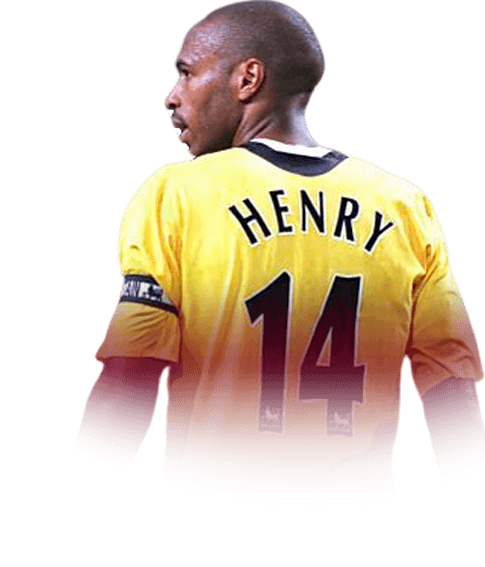 headshot of HENRY Thierry Henry