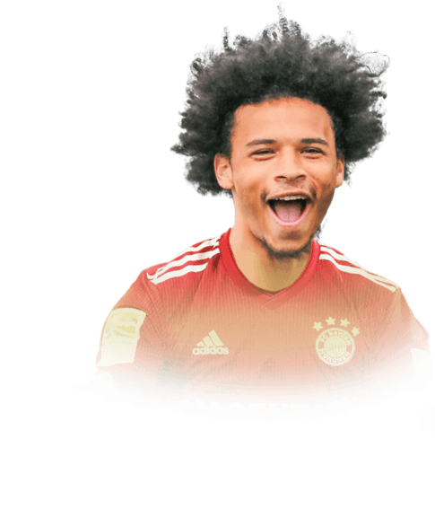 headshot of  Leroy Sané