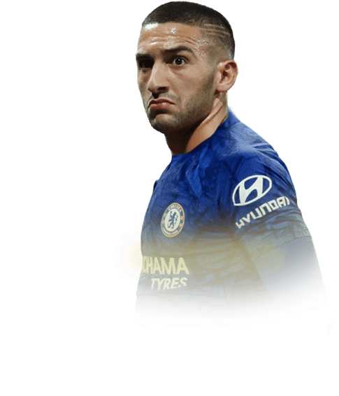 headshot of  Hakim Ziyech
