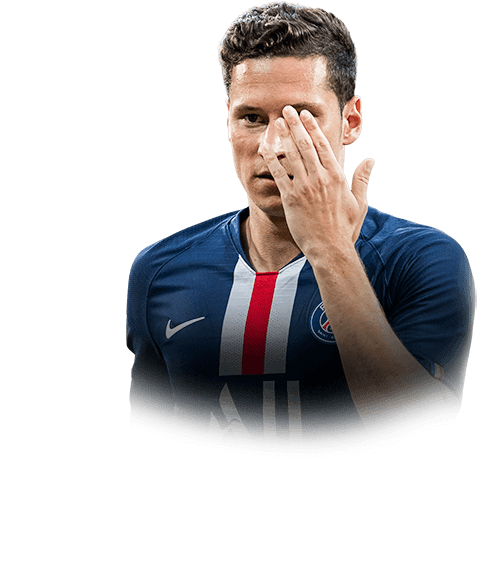 headshot of DRAXLER Julian Draxler