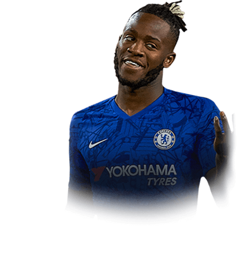 headshot of BATSHUAYI Michy Batshuayi