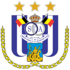 badge of RSC Anderlecht