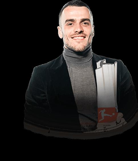 headshot of KOSTIĆ Filip Kostić