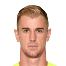 headshot of  Joe Hart